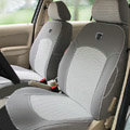 Ice silk Car Seat Covers Custom seat covers - Gray EB003