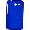 ECBOZ Slim Scrub Silicone hard cases Covers for HTC freeStyle F5151 F8181 - Blue