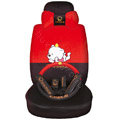winnie the pooh Car Seat Covers Plush fabrics - Red