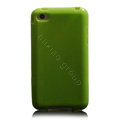 Inasmile Silicone Cases Covers for iPhone 5G - Green