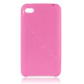 s-mak Color covers Silicone Cases For iPhone 5G - Rose