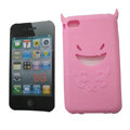 s-mak Devil Silicone Cases covers for iPhone 5G