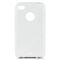 s-mak Tai Chi cases covers for iPhone 5G - White
