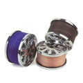Car audio speaker wire 5meter 14 awg speaker wire - Brown