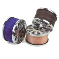Car audio speaker wire 5meter 14 awg speaker wire - Purple