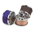 Car audio speaker wire 5meter 16 awg speaker wire - Brown