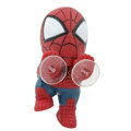 Suction cup Spider-Man doll Spider-Man doll Car decoration 12cm - Red