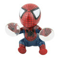 Suction cup Spider-Man doll Spider-Man doll Car decoration - Red