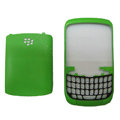 Front and Back Housing Case for Blackberry Curve 9300 Mobile Phone - Green