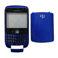 Front and Back Housing With Keypad Case for Blackberry Curve 9300 Mobile Phone - Blue