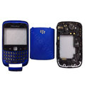 Front and Back Housing With Keypad Fullset for Blackberry Curve 9300 Mobile Phone - Blue