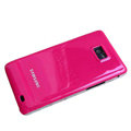 Piano paint Hard Back Cases Covers for Samsung i9100 Galasy S II S2 - Rose