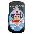 Paul Frank Scrub Hard Cases Covers for Sony Ericsson WT19i - Black