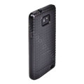 ROCK Magic cube TPU soft Cases Covers for Samsung i9100 i9108 Galasy S2 - Black