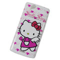Hello kitty Hard Cases Covers for Sony Ericsson Xperia Arc X12 LT15I LT18i - Rose