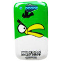 Angry birds Hard Cases Covers for HTC Touch2 T3333 A3380 Wildfire G8 - Green