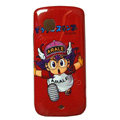 Cartoon Arale Hard Cases Skin Covers for Nokia C5-03 - Red