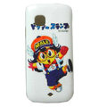 Cartoon Arale Hard Cases Skin Covers for Nokia C5-03 - White