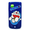 Cartoon Doraemon Hard Cases Skin Covers for Nokia C5-03 - Blue