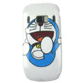 Cartoon Doraemon Hard Cases Skin Covers for Nokia C7 C7-00 - Blue