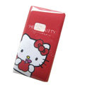 Cartoon Hello kitty Hard Cases Skin Covers for Nokia N9 - Red