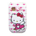 Cartoon Hello kitty Hard Cases Skin Covers for Nokia N9 - Rose