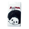 Cartoon Monchhichi Hard Cases Skin Covers for Nokia N9 - White