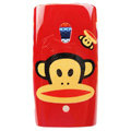 Cartoon Paul Frank Hard Cases Skin Covers for Sony Ericsson X10i X10 - Red