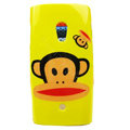 Cartoon Paul Frank Hard Cases Skin Covers for Sony Ericsson X10i X10 - Yellow