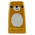 Cartoon Rilakkuma Hard Cases Skin Covers for Sony Ericsson X10i X10 - Brown