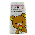 Cartoon Rilakkuma Hard Cases Skin Covers for Sony Ericsson X10i X10 - White