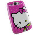 Hello kitty Hard Cases Covers for HTC Touch2 T3333 A3380 Wildfire G8 - Rose