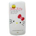 Hello kitty Hard Cases Skin Covers for Nokia C5-03 - White