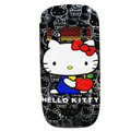 Hello kitty Hard Cases Skin Covers for Nokia C7 C7-00 - Black