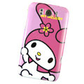 MY MELODY Hard Cases Covers for HTC Sensation XL Runnymede X315e G21 - Pink