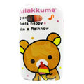 Rilakkuma Hard Cases Skin Covers for Samsung S5360 Galaxy Y I509 - Brown