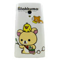 Rilakkuma bird Hard Cases Covers Skin for Sony Ericsson X10i X10 - White