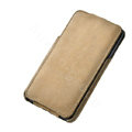 ROCK Flip leather Cases Holster Skin for Samsung Galaxy Note i9220 N7000 - Beige