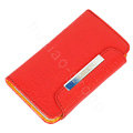 Kalaideng Fresh Style leather Cases Holster Cover for Samsung I9300 Galaxy SIII S3 - Red