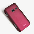 ROCK Naked Shell Hard Cases Covers for Samsung S5820 - Red (High transparent screen protector)