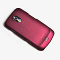 ROCK Naked Shell Hard Cases Covers for Samsung i9250 GALAXY Nexus Prime i515 - Red (High transparent screen protector)