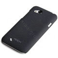 ROCK Quicksand Hard Cases Skin Covers for HTC T328d Desire VC - Black