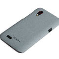 ROCK Quicksand Hard Cases Skin Covers for HTC T328t Desire VT - Gray