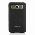 Nillkin Super Matte Hard Cases Skin Covers for HTC HD7 T9292 - Black (High transparent screen protector)
