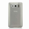 Nillkin Super Matte Rainbow Cases Skin Covers for HTC T9199 - White (High transparent screen protector)