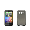 Nillkin Transparent Matte Soft Cases Covers for HTC Desire HD A9191 A9192 G10 - Black (High transparent screen protector)