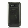 Nillkin Transparent Matte Soft Cases Covers for HTC Trophy T8686 - Black (High transparent screen protector)
