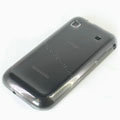 Nillkin Transparent Matte Soft Cases Covers for Samsung i9000 Galaxy S i9001 - Black (High transparent screen protector)