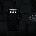 Nillkin 3D Mysterious Shadow Hard Cases Skin Covers for Samsung Galaxy SIII S3 I9300 I9308 - Rock (High transparent screen protector)