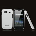 Nillkin Super Hard Cases Skin Covers for Samsung i9023 i9020 Nexus S - White (High transparent screen protector)